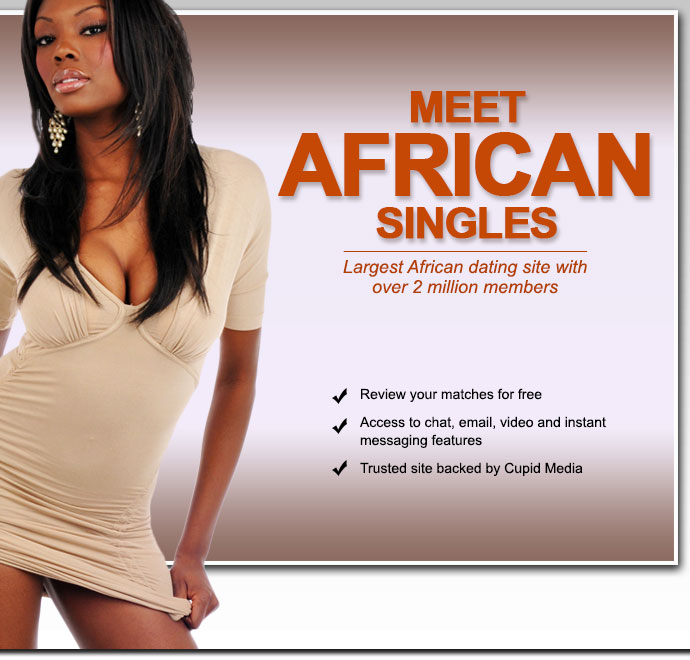 Best African Dating Sites - Single African Women at
